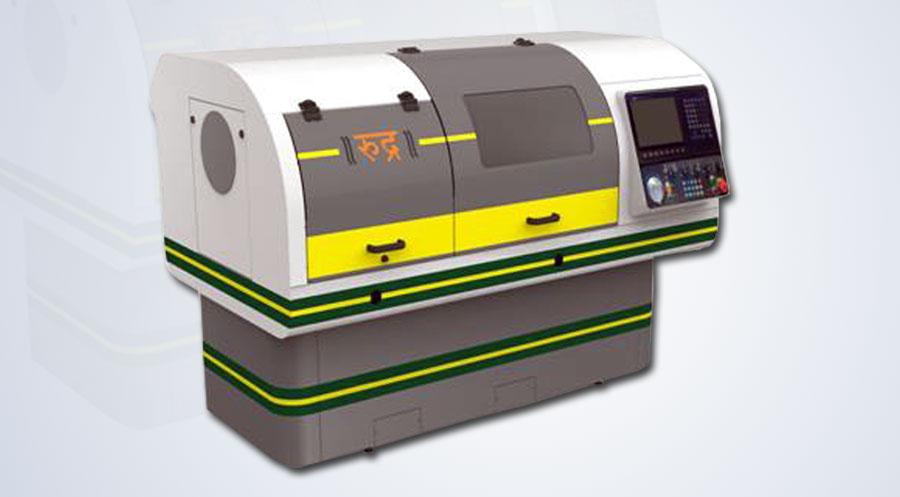 CNC PVC Pipe Threading Machine